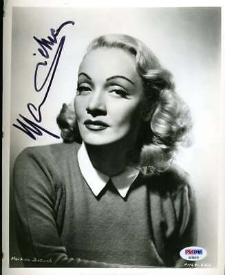 Movies Marlene Dietrich Original Autograph Signed Vtg Universal Contract From 1939 Rare
