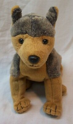 b888a96fbf6 TY Beanie Baby SARGE THE GERMAN SHEPHERD DOG 5