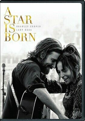 DVD A Star Is Born NEW Lady Gaga, Bradley Cooper