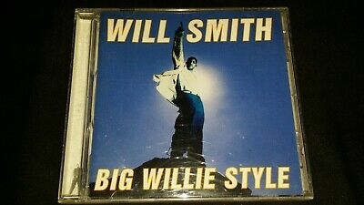 Big Willie Style By Will Smith Cd 1997 Columbia Music Album Songs 16 Tracks Disc