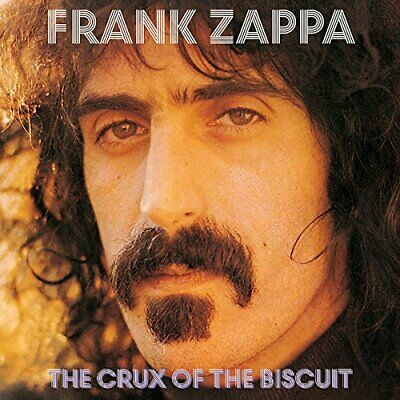 Frank Zappa - The Crux Of The Biscuit CD Universal NEW