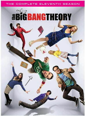 The Big Bang Theory : Season 11 (DVD, 2018, 2-Disc Set), NEW SEALED AUSTRALIAN