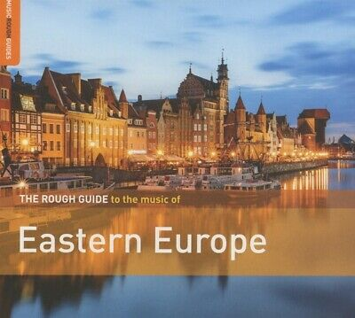 V/ A - Rough Guide To The Music Of Eastern Europe / Var CD World Music Netw NEW