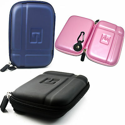 """5.2"""" Hard Carrying Case GPS Bag Cover for Garmin Nuvi 55LM 52LM 3590LMT 2597LMT"""
