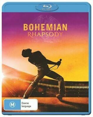 Bohemian Rhapsody (Blu-ray, 2019), NEW SEALED AUSTRALIAN RELEASED