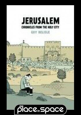 Jerusalem Chronicles From The Holy City - Softcover