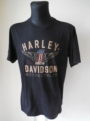 Harley Davidson Genuine Classic No. 1 T-Shirt Tea 99033-17vm