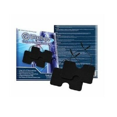 iReliev Pads & Leads 2 Pack Refill Kit for Model ET-7070 B052
