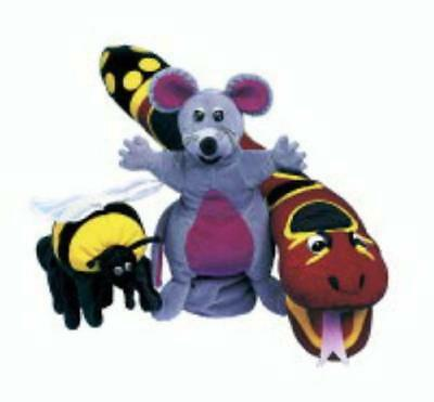 Jolly Phonics Puppets by , NEW Book, (Misc. Supplies) FREE & Fast Delivery