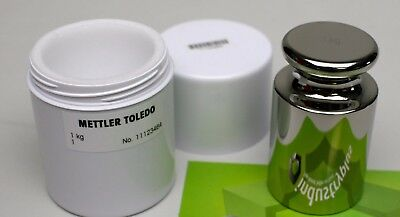 Mettler Toledo Balance Scale 1Kg CL1 weight Calibration test weights 1 KG Wocert