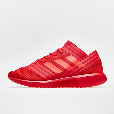 adidas Mens Nemeziz Tango 17.1 Football Boots Studs Trainers Sports Shoes  Red 65cfe0862e
