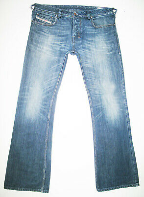 b65e9668e65 *HOT AUTHENTIC Men DIESEL @ ZATHAN 801Z BOOTCUT Denim Jeans 32 x 32 (Fit