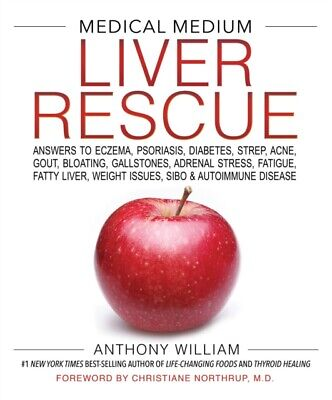 Medical Medium Liver Rescue, 9781401954406