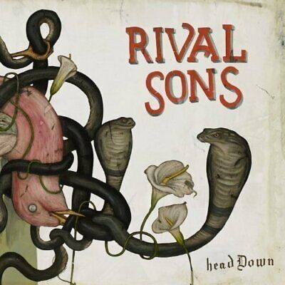 Rival Sons-Head Down (Limited Edition) (UK IMPORT) CD NEW