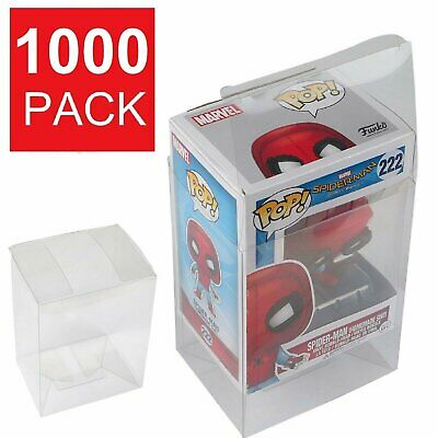 "WHOLESALE Lot 1000 Collectible Funko Pop Protector Case 4"" inch Vinyl Figures"