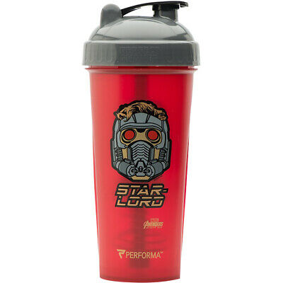 PerfectShaker Performa Avengers Infinity War Shaker Cup Bottle - Starlord