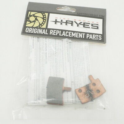 x2 TruckerCo Sintered Metallic Disc Brake Pads Hayes Stroker Trail Carbon sm15