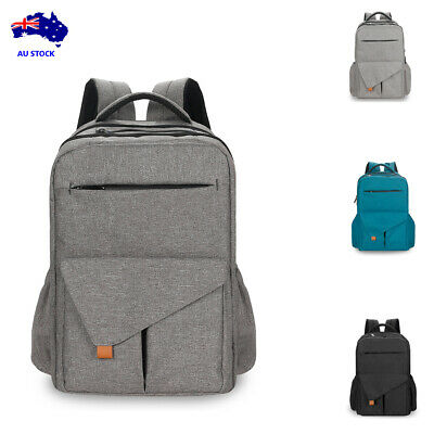Multifunctional Fashionable Large Baby Diaper Backpack Mummy Nappy Changing Bag