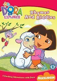Dora The Explorer: Rhymes And Riddles [DVD], DVDs