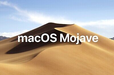 Apple Mac OS X Mojave 10.14.3 USB Bootable Drive&Recovery 8GB fast installation