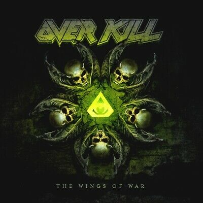 Overkill - The Wings of War CD Nuclear Blast NEW