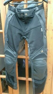 Halvarssons Leather & Textile Safir Motorcycle Trousers Size 52