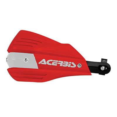 ACERBIS X-FACTOR HANDGUARDS Beta 390 RS,430 RS,500 RS,390 RR,430 R Fits WHITE