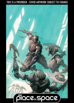 (Wk13) Black Panther, Vol. 7 #10A - Preorder 27Th Mar
