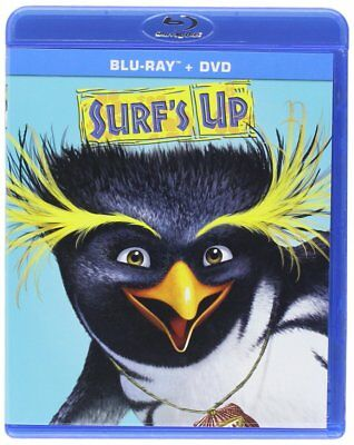 Surf's Up (Blu-Ray/DVD) Combo