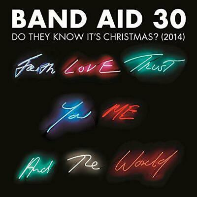 Do They Know It's Christmas? (2014), Band Aid 30, Audio CD, New, FREE & Fast Del