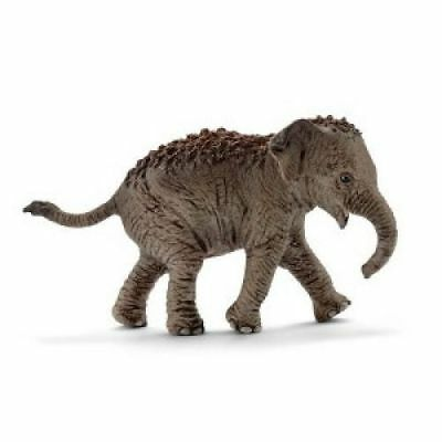 Asiática Elefante Pantorrilla 14755 Dulce Tough Schleich Anywheres un Patio <><