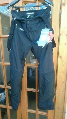 Halvarssons Textile Motorcycle Trousers  Prince  Brand New Size 52