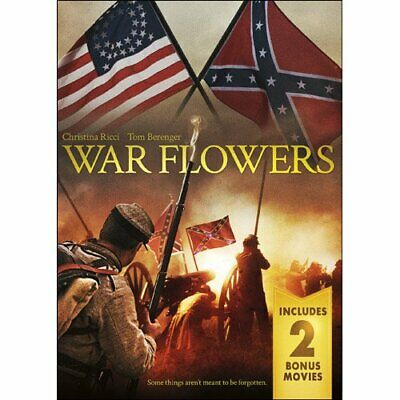 War Flowers Movies: Gore Vidal's Lincoln/The Surrender at Appomattox