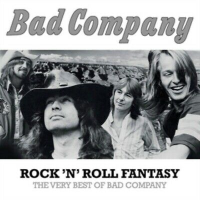 Rock 'N' Roll Fantasy: The Very Best Of Bad Company, 0081227952358