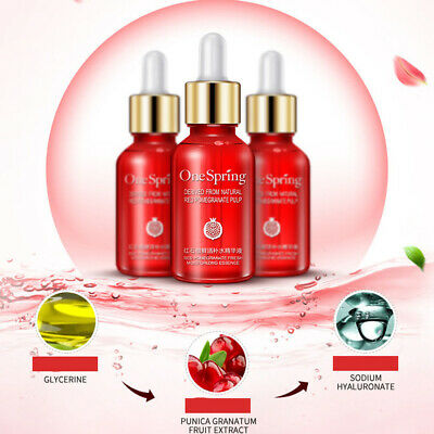 Hot Ultra Hydrating Essence Cosmeti Skin Care Pomegranate Liquid Serum CMX