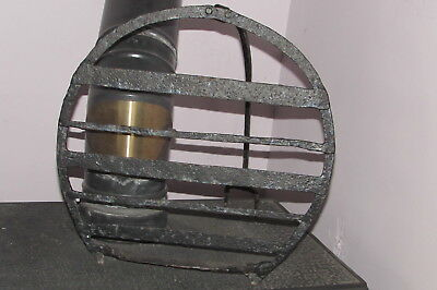 Antique Irish Provincial Georgian Harnen Stand Kitchenalia Scotch Broiler 9