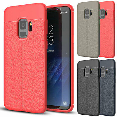 Slim Luxury Hybrid Soft Case Rubber Drop Protection For Samsung Galaxy S7 S8 S9