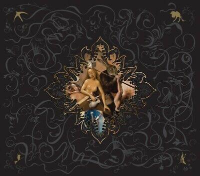 John Zorn and Simulacrum - The Garden Of Earthly Delights CD Tzadik NEW