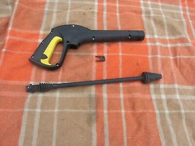 Karcher Hose Dirt Speed Spray Lance Blaster Extension And Gun K 1 2 3 4 5 6
