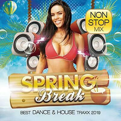 Spring Break 2019, Various Artists, Audio CD, New, FREE & FAST Delivery