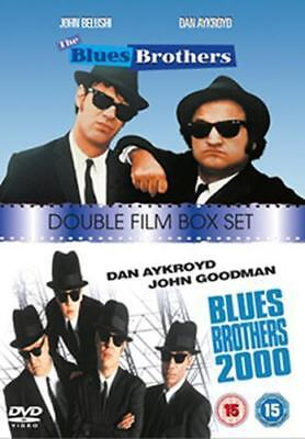 The Blues Brothers / Blues Brothers 2000 DVD Nuovo DVD (8295884)