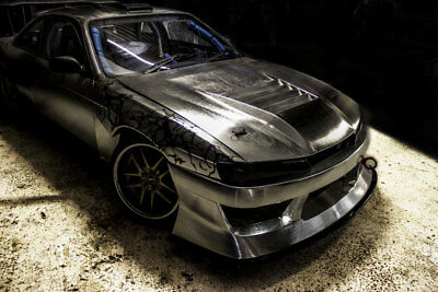 Nissan 200SX S14A S14 Competition spec highly modified Drift Car 1JZ