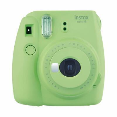 Fujifilm Instax Mini 9 Camera, Lime