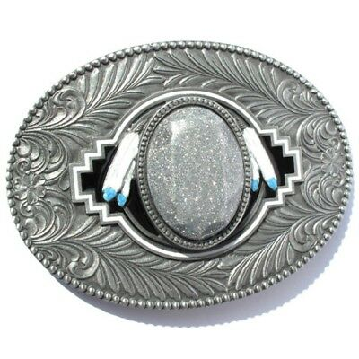 Native American Southwest Indian Indian Jewelry Buckle Belt Buckle 576