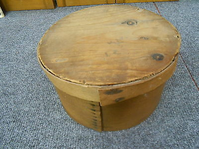 Antique/primitive Wood Pantry Box   7.5""