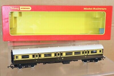 Passenger Cars The Cheapest Price Tri-ang Hornby R27 Gwr Ex Caledonian Coach Oo Scale