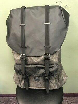 Herschel Supply Co. Little America Backpack Back Pack Canteen Crosshatch B  NEW 8e8da176fe34f