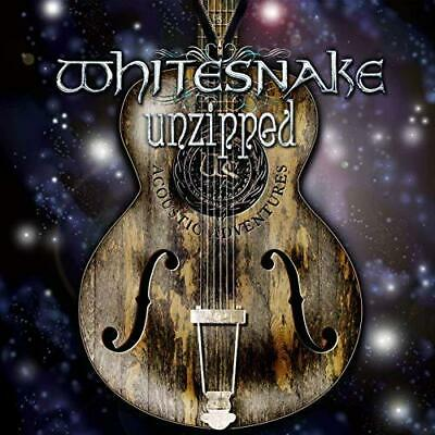 Unzipped, Whitesnake, Audio CD, New, FREE & Fast Delivery