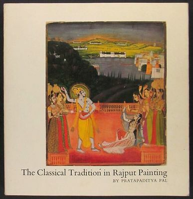 Classical Rajput Painting in India - Paul F. Walter Collection - 1978 Catalog