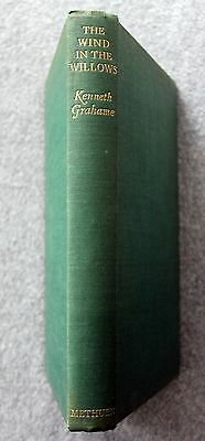 1952 THE WIND IN THE WILLOWS Kenneth Grahame ARTHUR RACKHAM Illustrated METHUEN